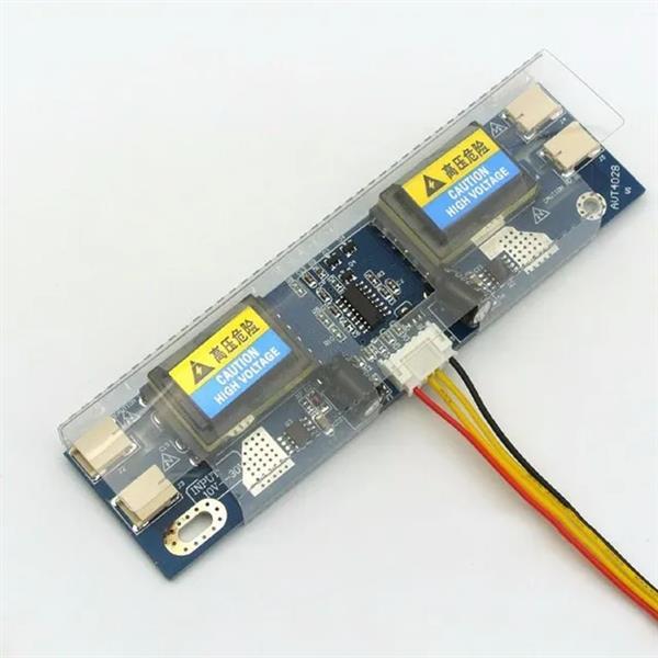 Placa Inverter Universal Ccfl Para 4 Lâmpadas