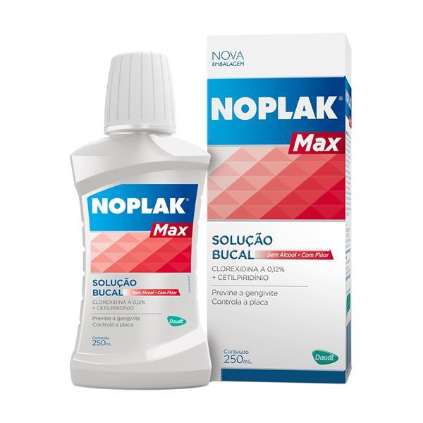 ANTISSEPTICO BUCAL NOPLAK MAX 250ML