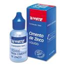 CIMENTO DE ZINCO SS WHITE LIQUIDO