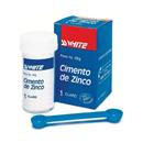 CIMENTO DE ZINCO SS WHITE PO