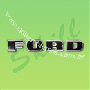 Letras Ford do capô dianteiro para Pick-Up Twin Bean