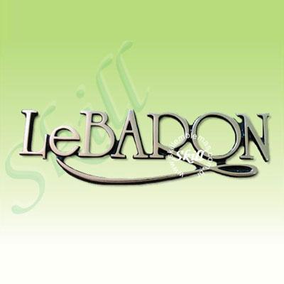 LeBaron dourado lateral para LeBaron